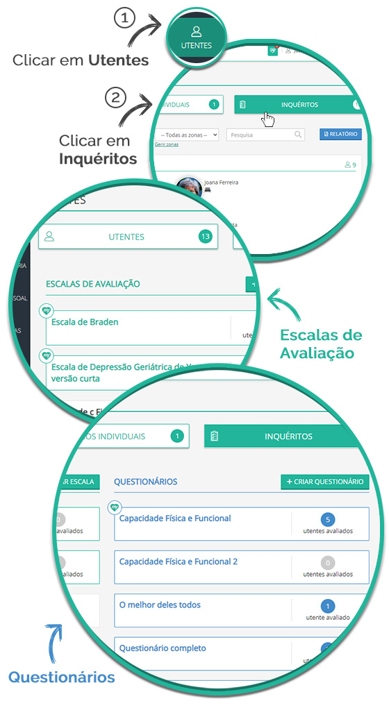 MySenior - Inquéritos Online
